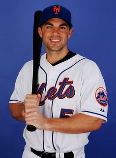 David Wright competed in the Commonwealth Games!! David played on the East Team in the All Star Baseball Competition!