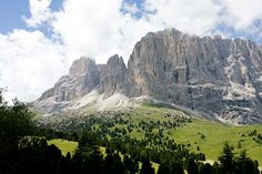 Photos of Sella Pass – Dolomite Mountains, Italy