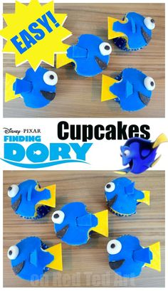 Easy Finding Dory Cu