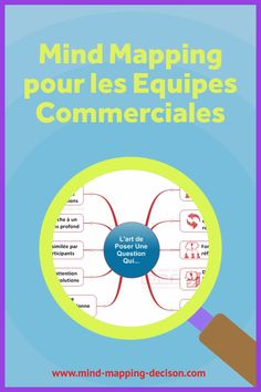 Mind Mapping pour les Equipes Commerciales