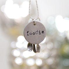 foodie by kim on Etsy