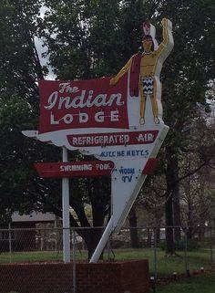 Indian Lodge Wagoner, OK