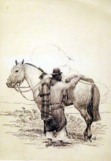 """Voces.: """" Milonga Del Peón de Campo"""" - Atahualpa Yupanqui ..."""