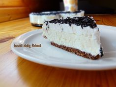 Eljött a sütés nélküli túrótorták ideje | Írástól Lélekig Életmód Magazinja Cheesecake, Food And Drink, Life, Mint, Cheesecakes, Cherry Cheesecake Shooters