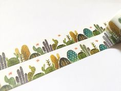 Measurements Width: 20mm Length: 10 meter approx. Material: Washi paper  Washi tape is perfect for packaging, gift wrapping and scrapbooking. Unlike