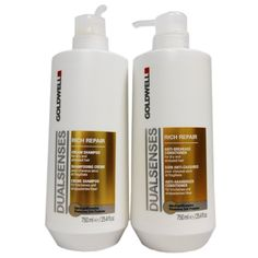 Goldwell Dual Senses Rich Repair Shampoo and Conditioner Hair oz each >>> Visit the image link more details. Latest Hairstyles, Cool Hairstyles, Cream Concealer, Good Hair Day, Hair Repair, Hair Shampoo, Shampoo And Conditioner, Hair Care, Personal Care
