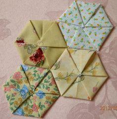 cloth yo yo projects   YO YO FABRIC CRAFTS