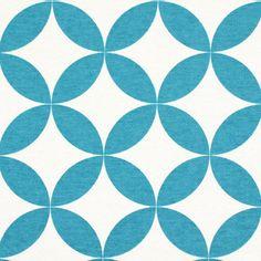Aguamarina 5 - Coton - Polyester - bleu