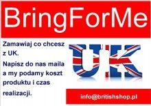 BringForMe - zamów dowolny produkt z UK