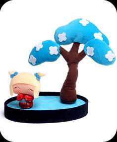 ASAKO Magnet bonsai  $20 approx.