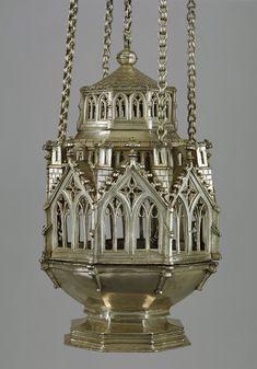 Silver Censer, Basel, c. before 1477