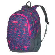 Školní batoh PERM Perm, North Face Backpack, Under Armour, The North Face, Backpacks, Bags, Fashion, Handbags, Moda