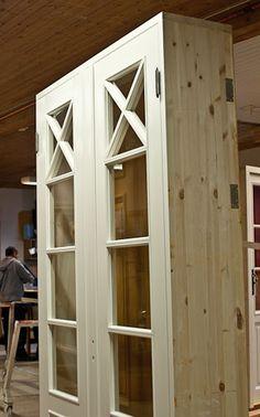 Bilder på Pardörrar, Ytterdörrar  www.allmoge.se