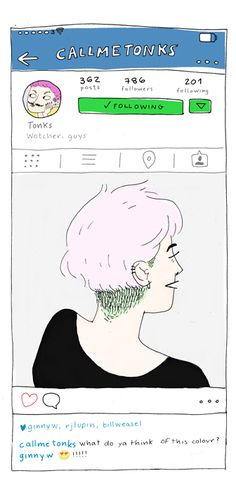 The BRILLZ-WITH-SKILLZ-TO-PAY-THE-BILLZ Vitoria Bas illustrated 17 Instagrams straight from the cell phones of Draco, Hermione, Harry, & more—and don't even try to tell us that cell phones don't work...