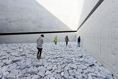 """all photos by iwan baan """"Chichu Art Museum, established in 2004, is itself a…"""