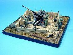 Miniature Figures of World War II & Much More...