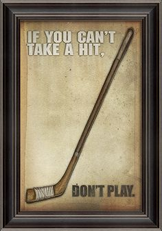 Framed Graphic Giclee Print,LH Hockey Poster, Spicher and Company, Sports Posters, Print Hockey Rules, Hockey Mom, Field Hockey, Hockey Stuff, Hockey Sayings, Funny Hockey, Blackhawks Hockey, Hockey Teams, Chicago Blackhawks