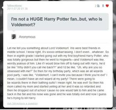 The post combining two of my loves, Harry Potter and Mean Girls. Oh and the rest are pretty funny too