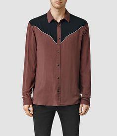 AllSaints New Arrivals: Catoosa Shirt