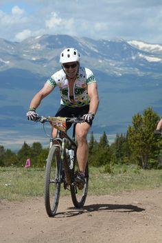 Silver Rush 50 MTB Race View