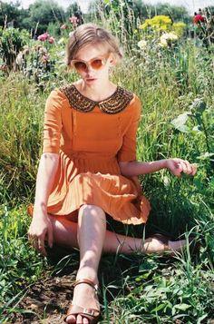 Why can't I wear orange?