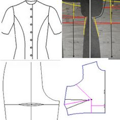 Sewing tutorials: Pattern alterations - links