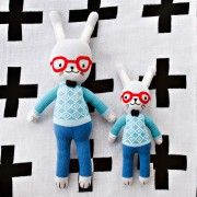 Benedict the bunny - www.cuddleandkind.com