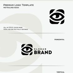 Eye LogoMinimalist and creative Eye logo template,perfect for optic vision, technology, online store and many creative business company.All in CMYK color Creative Logo, Creative Business, Eye Logo, Premium Logo, Photo Logo, Web Design Trends, Logo Concept, Logo Nasa, Page Design