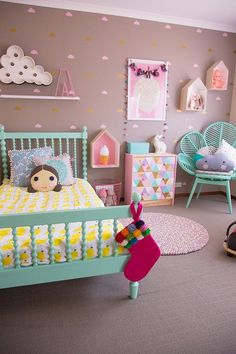 Small baby room: ideas to make this little corner special - Home Fashion Trend