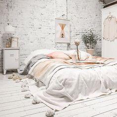 imm24: Bedroom inspiration via @bintihome @odyvet @stekmagazine...