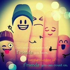 Friends Quote On Picture Hd