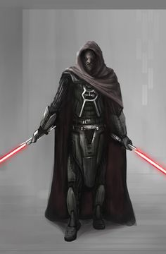 redesign characters from the Star Wars universe