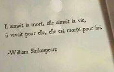 Cette situation est souvent vraie dans les couples... Pretty Words, Beautiful Words, Poetry Quotes, Sad Quotes, William Shakespeare, Inspirational Speeches, Quote Citation, Sentences, Literature