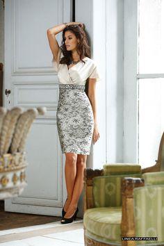 Great dress, by Linea Raffealli