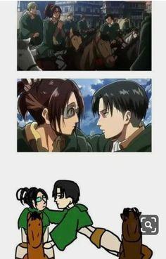 attack on titan I shingeki no kyojin Otaku Anime, M Anime, Fanarts Anime, Attack On Titan Meme, Attack On Titan Fanart, Attack On Titan Ships, Aot Memes, Funny Memes, Aot Funny