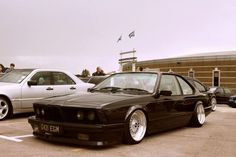 635csi definitely one of the coolest cars ever made.