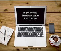 page de vente : ecrire une bonne introduction http://faitesbougervosid.com/page-de-vente-ecrire-une-bonne-introduction/