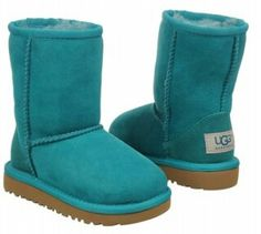 I love wearing my uggs! They are incredibly stylish and comfortable, and warm in the Winter. They're even great to wear in the summer. Cheap Snow Boots, Kids Ugg Boots, Blue Uggs, Ugg Bailey Button, Boots For Sale, Tiffany Blue, Winter Boots, Rain Boots, Athletic Shoes