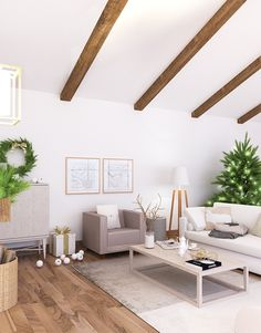 Holidays with OCCA HOME | 3d visualisation ©Eleni Psyllaki for My Paradissi