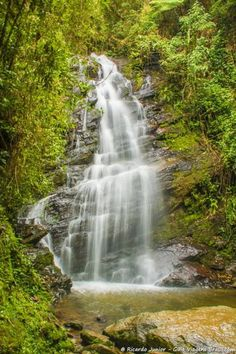 Waterfall Twist, Waterfall Trail, Cool Places To Visit, Places To Go, Go Brazil, See You Around, Les Cascades, Beautiful Waterfalls, The Good Place