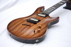 Warrior Guitar