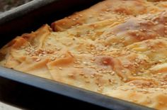 Greek Dishes, Lasagna, Quiche, Macaroni And Cheese, Tart, Food And Drink, Healthy Eating, Pie, Cooking