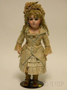 Bru Bebe Doll | Sale Number 2530M, Lot Number 1052 | Skinner Auctioneers
