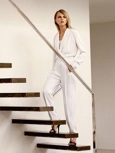 burda style: Damen - Hosen - Overalls - Overall - Revers, Bügelfalten