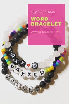 Handmade Art, Handcrafted Jewelry, Handmade Items, Etsy Jewelry, Beaded Jewelry, Art Crafts, Sell On Etsy, Fashion Bracelets, As You Like