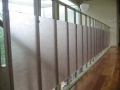 10' Railnet Weather Resistant Balcony & Deck Railing Guard ...