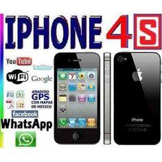Celular Iphone 4s 16gb Original + Regalos (la Mejor Opción)