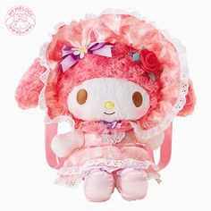 Sweetest My Melody backpack <3 (((o(*゚▽゚*)o))) <3