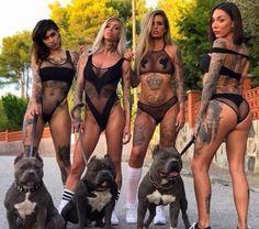 Tattoo Ladies