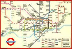 london metro - Google-Suche Underground Map, Google, Desk, Search